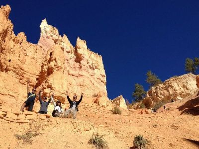 3 Day Tour to Grand Canyon, Zion, Bryce, Lake Powell & Monument Valley