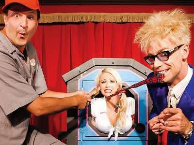 Murray Celebrity Magician in Las Vegas
