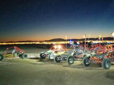 Night time extreme buggy tour Las Vegas