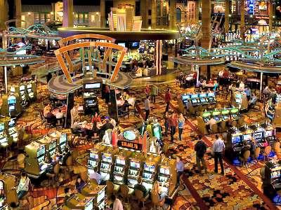 Casino at New York New York Hotel Las Vegas