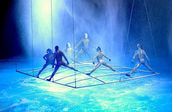 O by Cirque du Soleil Show in Las Vegas