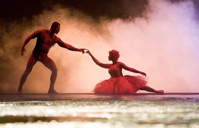 O Cirque du Soleil Las Vegas