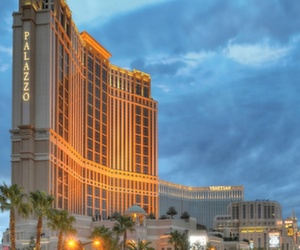 The Palazzo hotel Las Vegas