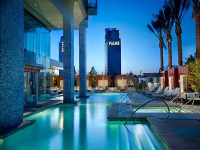 Palms Place Las Vegas Pool