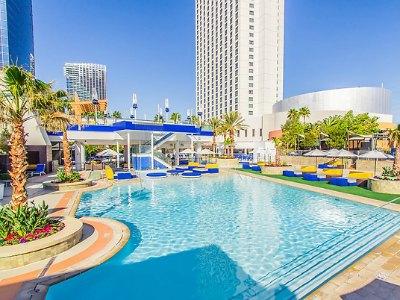 Las Vegas Palms Pool & Dayclub