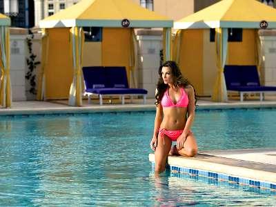 Planet Hollywood Las Vegas pools