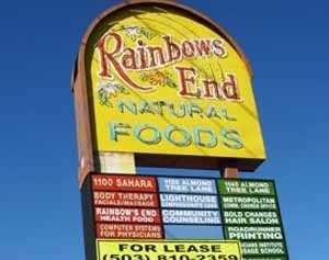 Rainbow's End Natural Foods  Las Vegas