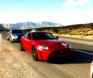 Red Rock Canyon Exotic Car tour