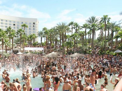 Las Vegas Rehab at Paradise Beach at Hard Rock Hotel