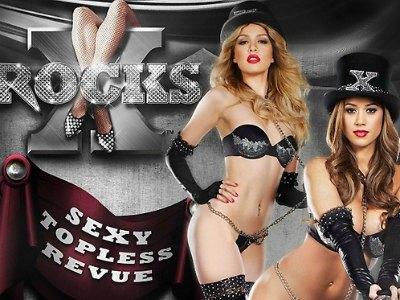 X Rock show Las Vegas