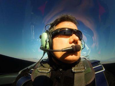 Sky combat ace plane Las Vegas