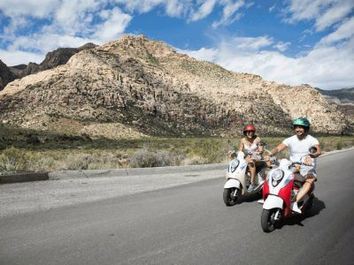 Scooter Tours of Red Rock Canyon in Las Vegas