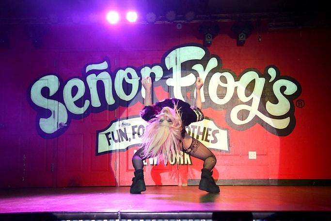 >Senor Frog's Drag Brunch Las Vegas