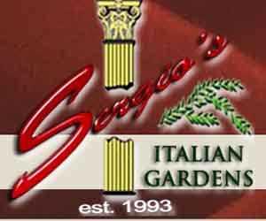 Sergio's Italian Gardens Las Vegas