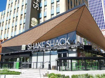 Shake Shack in Kid Friendly Las Vegas Restaurants
