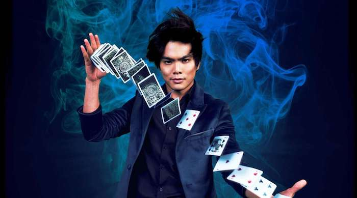 Shin Lim Las Vegas Shows