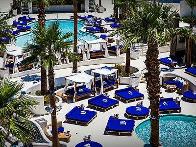 Las Vegas Sky Beach Club at Tropicana