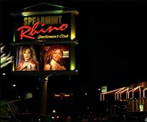 Spearmint Rhino Las Vegas strip club