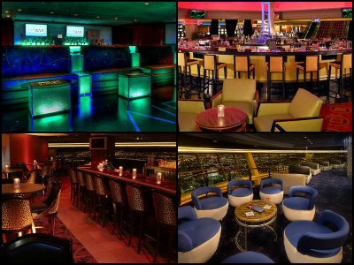 Nightlife in Stratosphere Hotel in Las Vegas