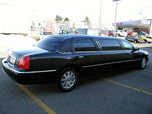 airport limo service Las Vegas