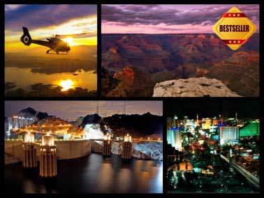 Sunset Grand Canyon celebration tour