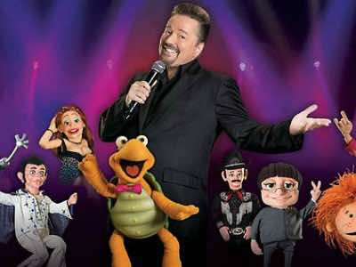 Terry Fator poster