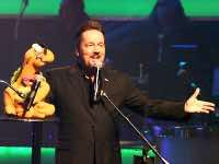 Terry Fator show in Las Vegas