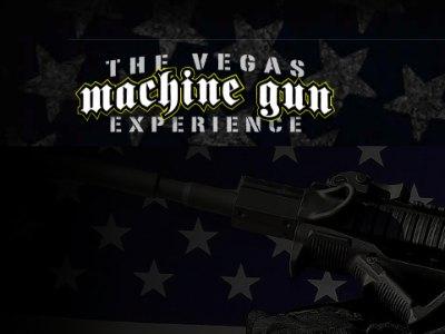 The Vegas Machine Gun Experience