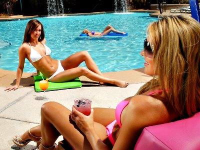Las Vegas The Voo pool at Rio Resot & Casino