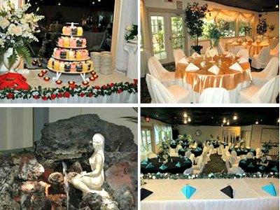 The wedding room Las Vegas