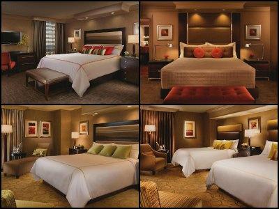 Rooms at Treasure Island Hotel in Las Vegas