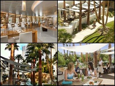 Buffet at Tropicana Hotel in Las Vegas