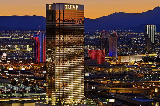 Trump International Hotel in Las Vegas