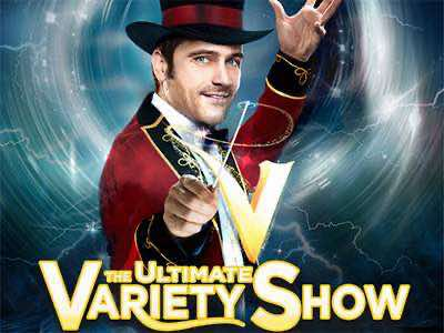 V-The Ultimate Variety Show poster
