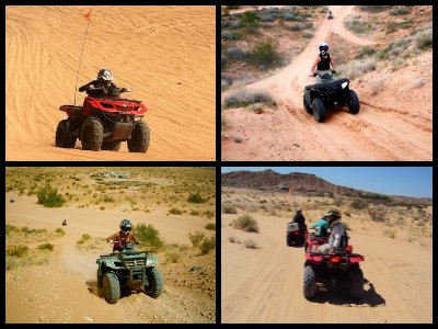 Valley of Fire ATV Tour
