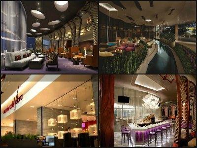 Restaurants at Vdara Hotel in Las Vegas