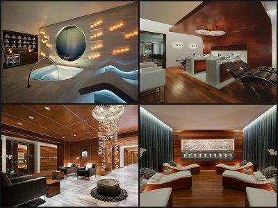 Spa at Vdara Hotel in Las Vegas