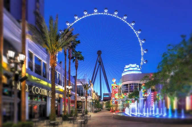 Las Vegas High Roller at the LINQ