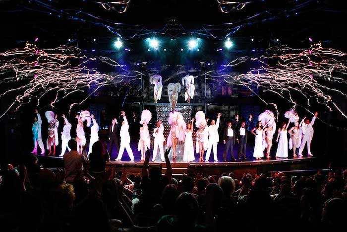 VEGAS! The Show, Las Vegas