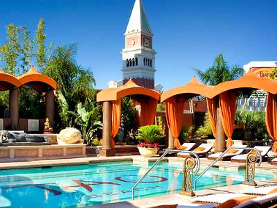 Venetian Las Vegas pools