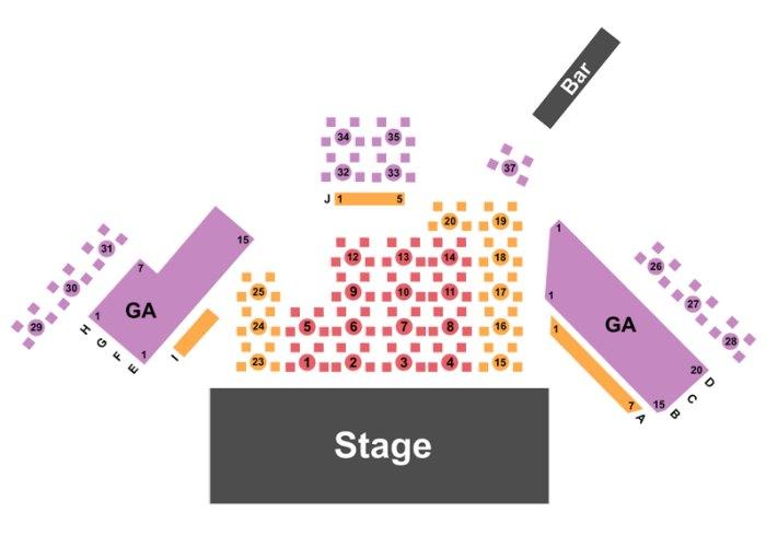 Wayne Newton Seating Chart
