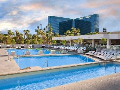 Las Vegas Wet Republic at MGM Grand