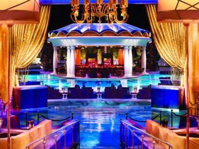 XS nightclub Las Vegas