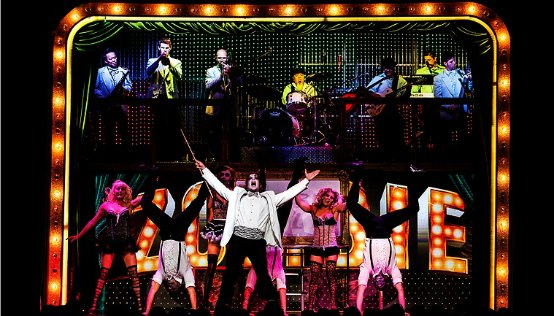 Zombie Burlesque Show in Las Vegas