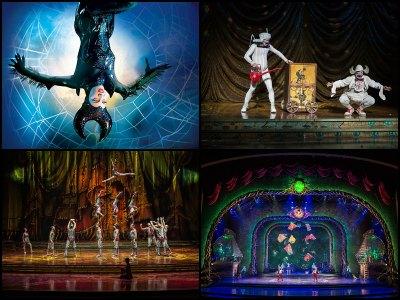 Zarkana by Cirque du Soleil