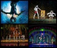 Zarkana Cirque du Soleil poster
