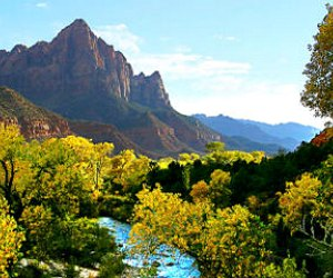 Zion National Park tours from Las Vegas