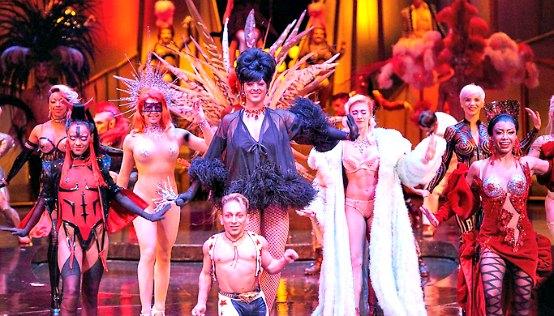 Zumanity by Cirque du Soleil in Las Vegas