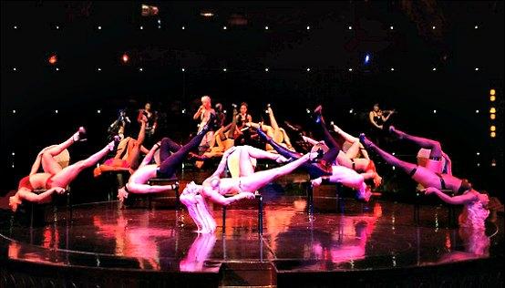 Zumanity by Cirque du Soleil Las Vegas