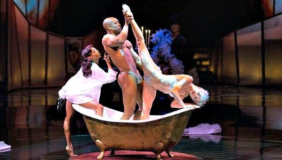 Zumanity by Cirque du Soleil Show in Las Vegas